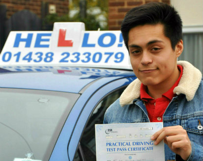 Stevenage driving lessons
