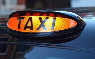 Taxi driving lessons in Stevenage